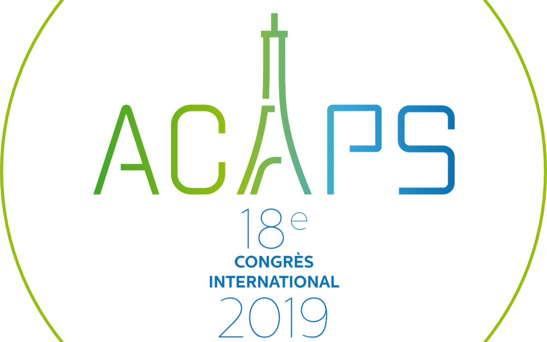 Acaps Congrès 2019