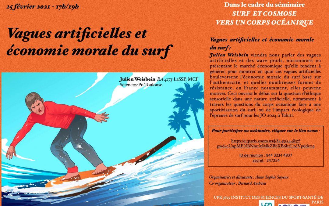 Séminaire « Surf cosmose »